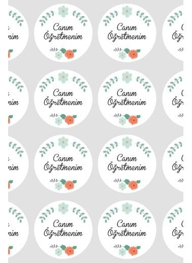 Funbou Sticker, Canım Öğretmenim / 10 Sayfa Renkli